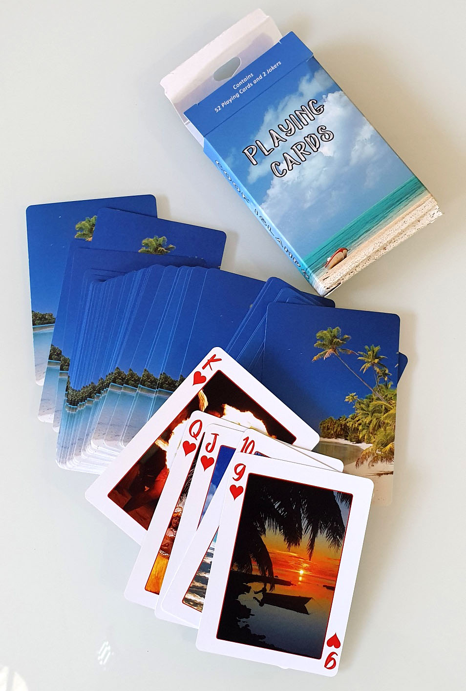 Cook Islands Playing Cards