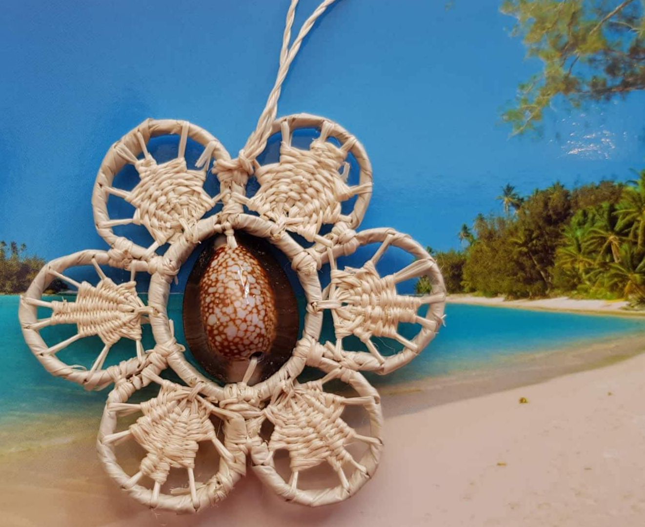 Marshall Islands Hanging Decoration C