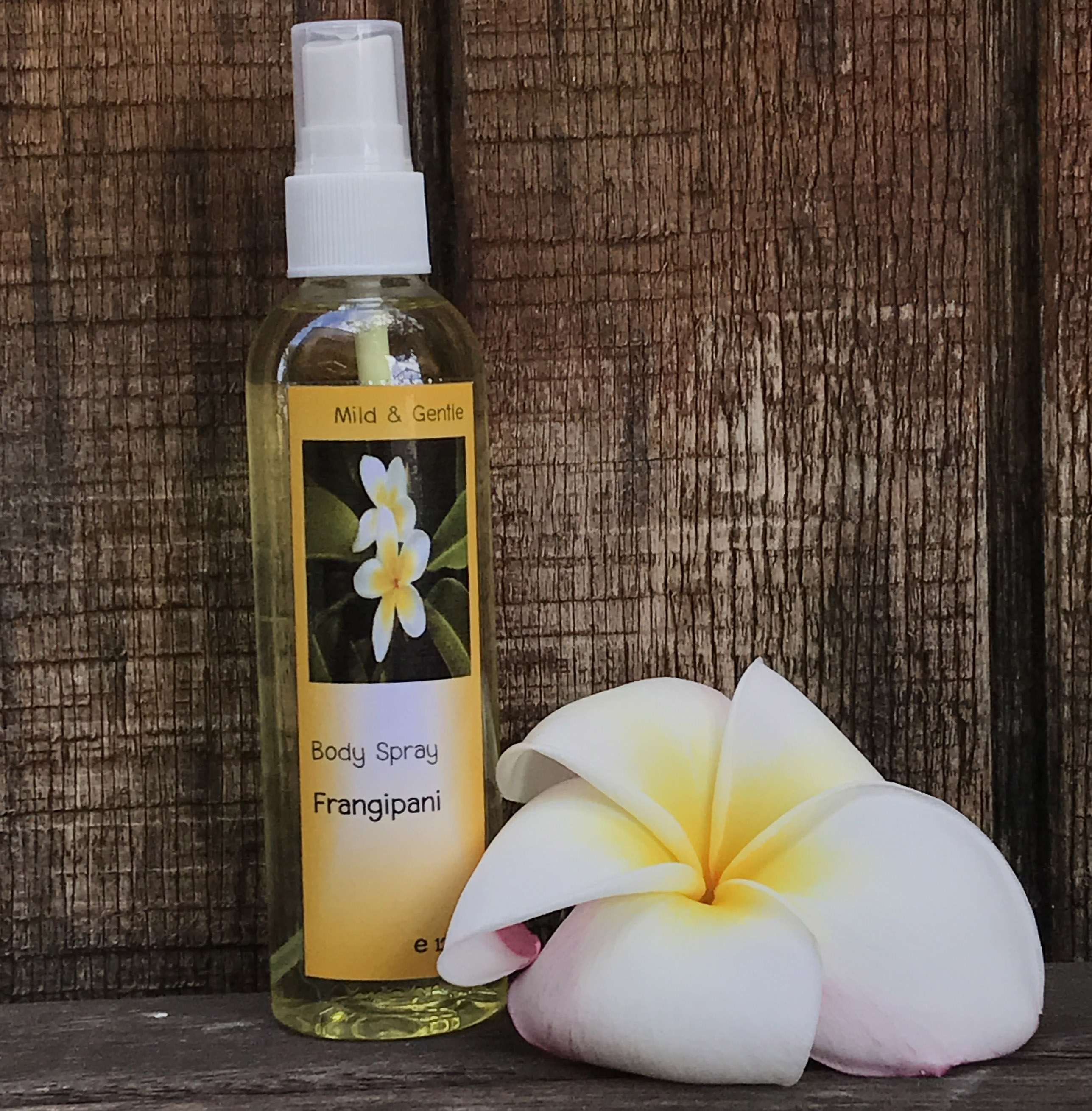 Frangipani Body Spray 120g