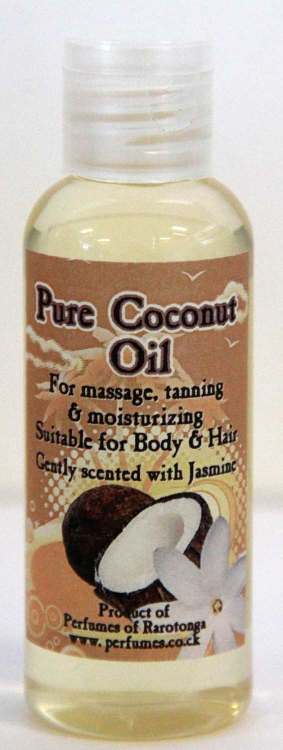 Coconut Oil with Jasmine 50ml