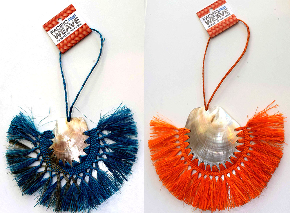 Rito Parau Fan Necklace