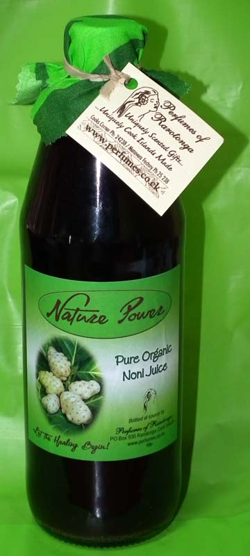 Pure Organic Noni Juice 750ml